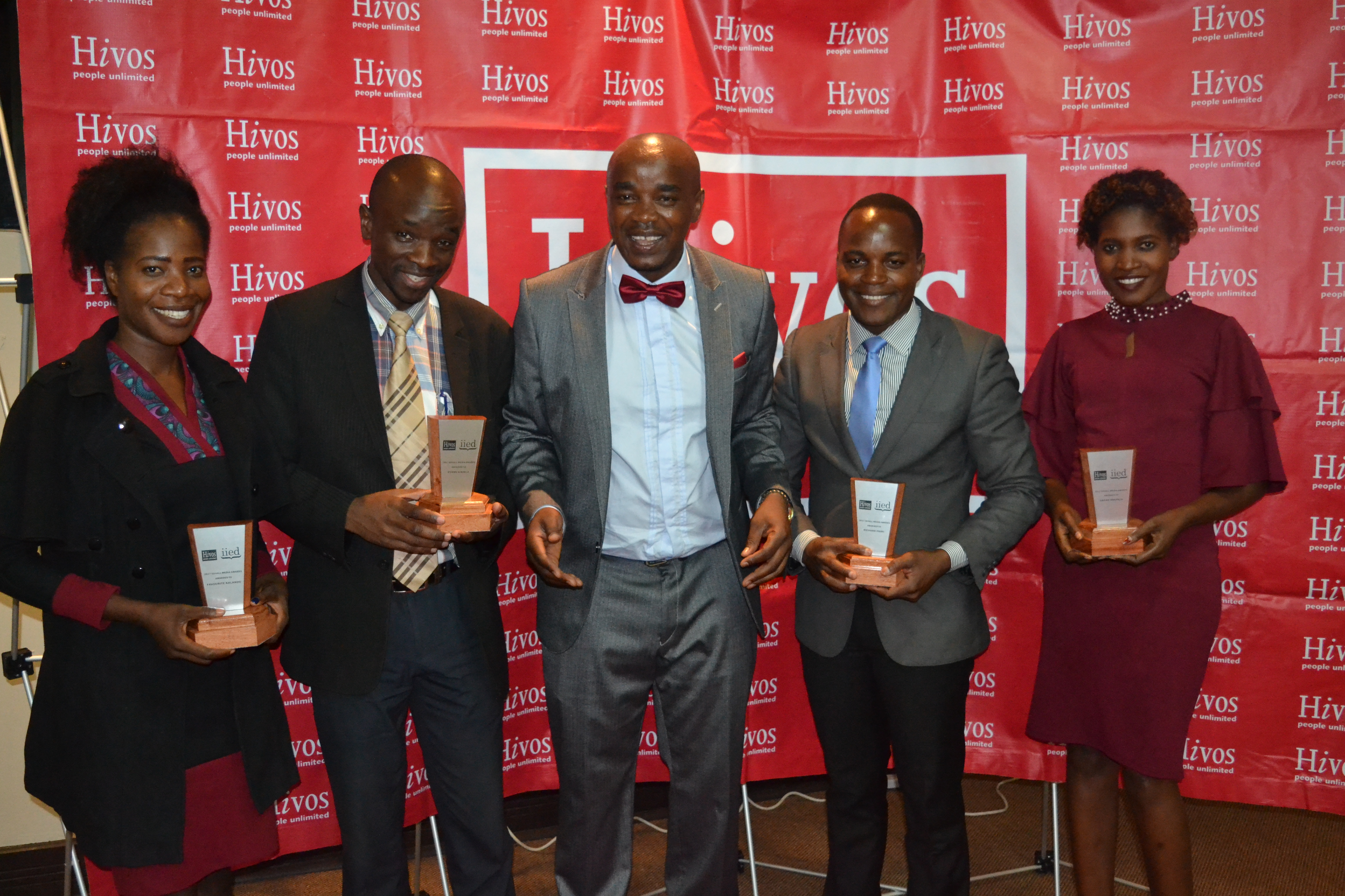 Hivos Sustainable Diets for All programme holds the first ever SD4ALL Media Awards in Zambia