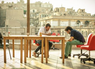 Coworking for Sustainable Employment