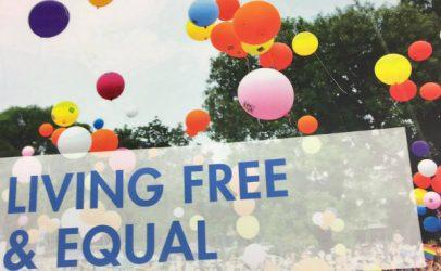 Landmark occasion for LGBTI rights