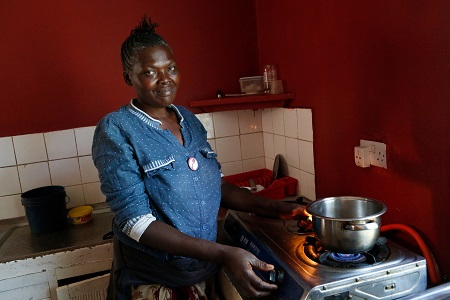 Hivos announces the 'Africa Biogas and Clean Cooking