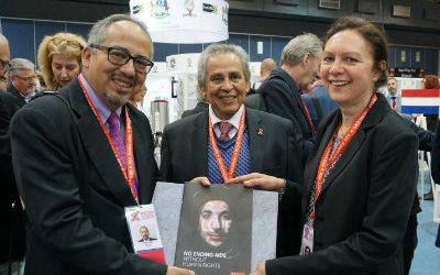 AIDS 2016: a powerful reality check for the world