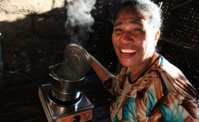 Celebrating women's achievements in creating a gender-inclusive green society