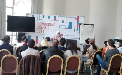 New oases for collaboration: coworking in remote Tunisia