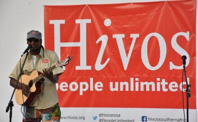 Hivos Southern Africa Activates Citizens on Green and Inclusive Energy