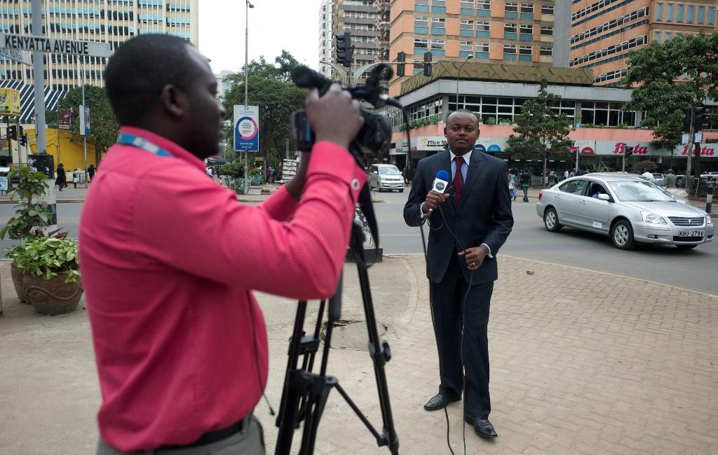Image result for press freedom kenya