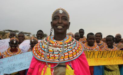 #SheLeads: Salantei Leburkash leading change in the Samburu Community