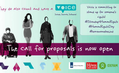 New Hivos East Africa programme calls for inclusion of marginalised and discriminated voices!