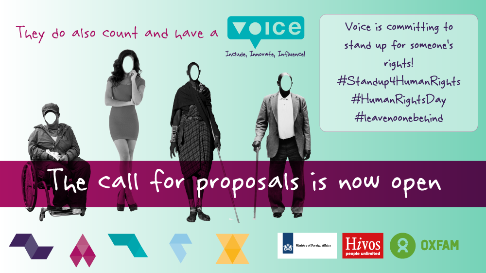 New Hivos East Africa programme calls for inclusion of marginalised