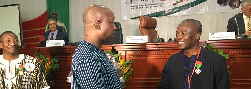 Jean Marc Sika - Burkina Faso
