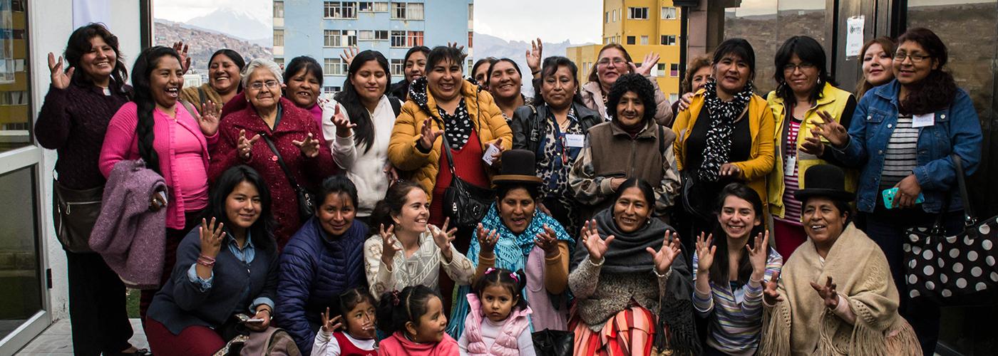 Hivos IIED Food Lab Bolivia