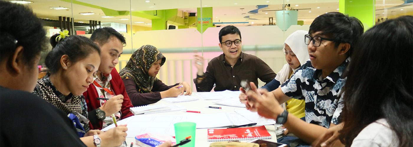 creative hub Indonesia