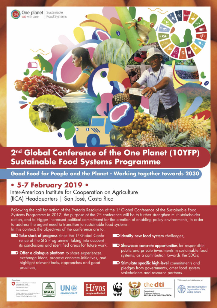 Global Conference of the Sustainable Food Systems