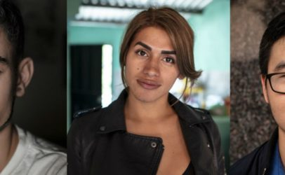 Hivos presents a moving documentary about three brave transgender people