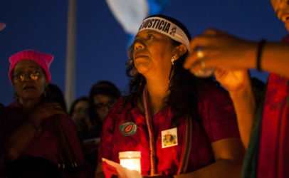 Protecting brave human rights defenders in Guatemala