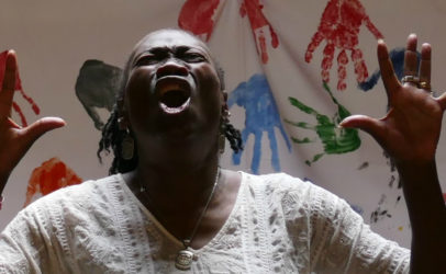 Strengthening women with HIV through theater