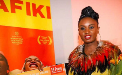Why a brave Kenyan filmmaker was awarded by Hivos for her banned film