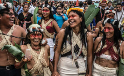 The Waorani People's historic victory to protect their ancestral lands from oil drilling