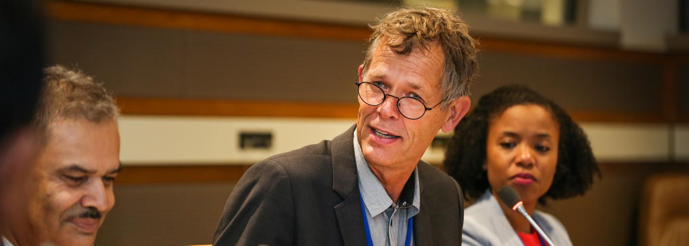 Eco Matser on climate change