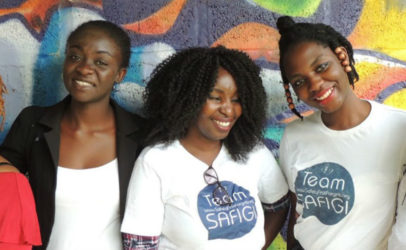 Improving girls' safety through sexual and reproductive health rights