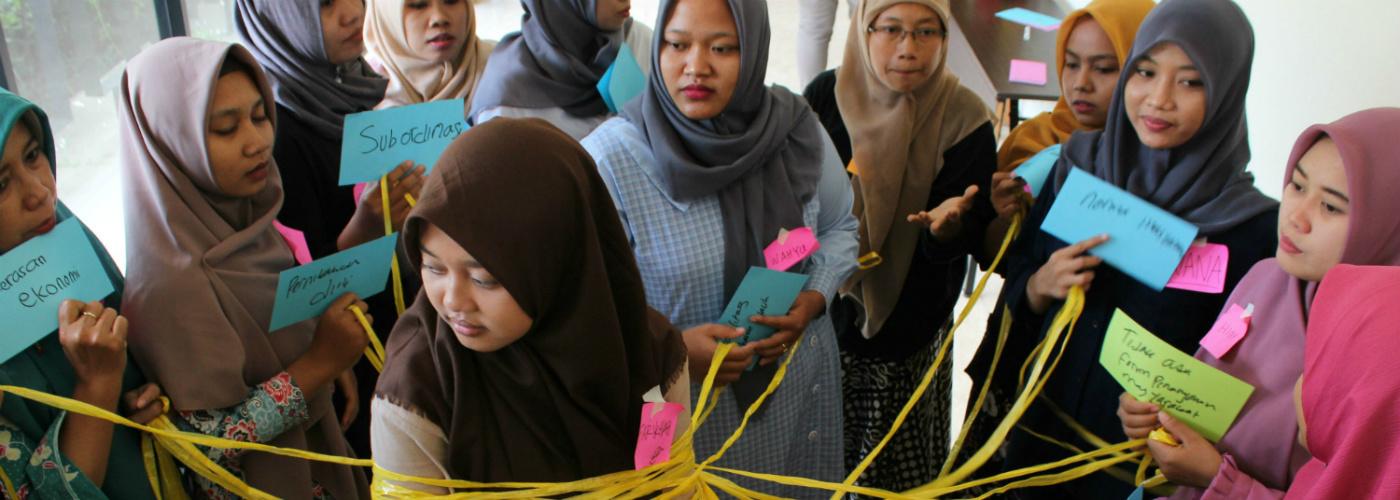 Photo: Transparency International, Indonesia