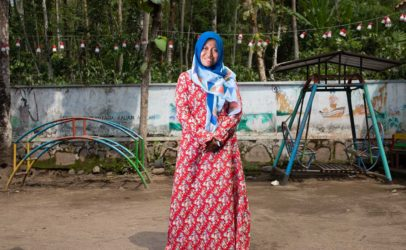 Healthy Generations Ahead: starting a healthy food movement in Indonesia