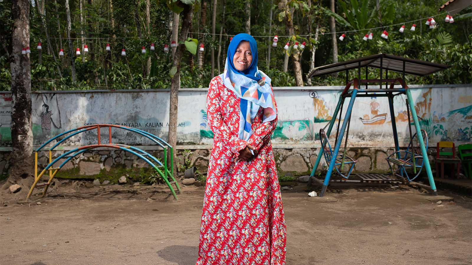 Starting a healthy food movement in Indonesia