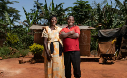 Food is Life: preserving indigenous crops in Uganda