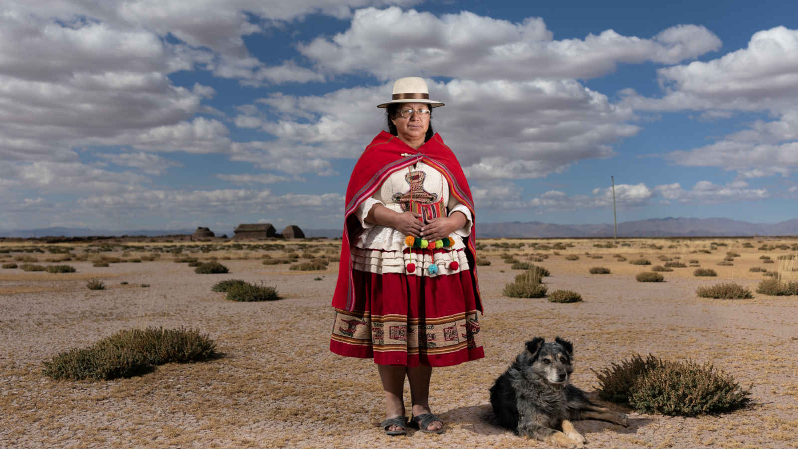 Recovering traditional foods in Bolivia