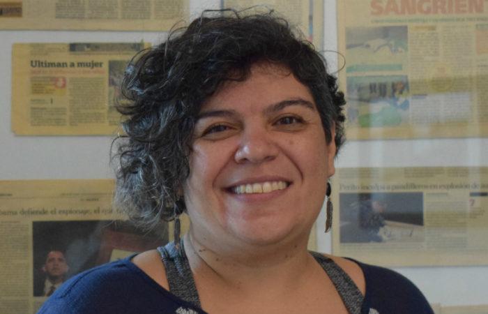 Alejandra defends human rights activists in Guatemala