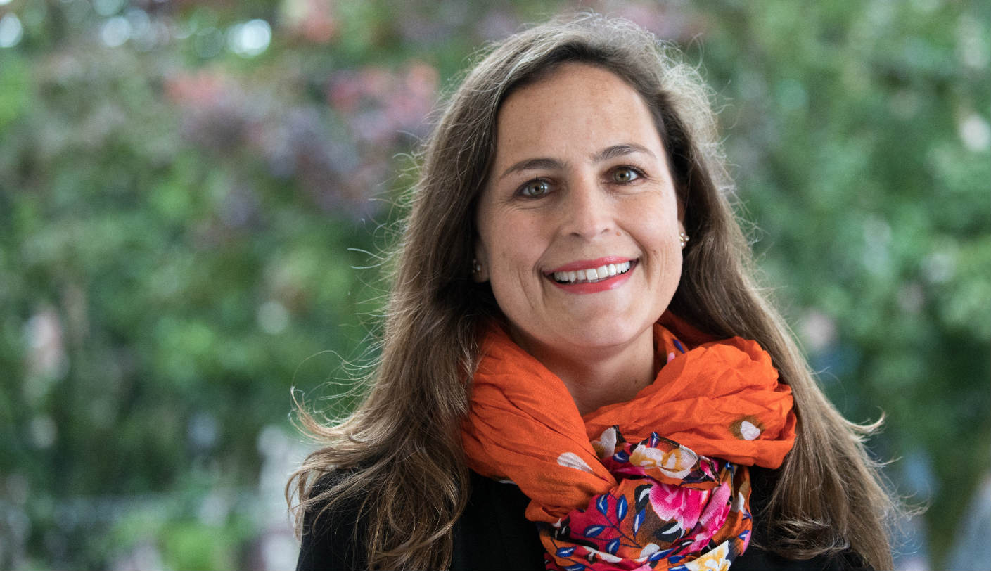 Carolina Zambrano is Hivos Program Manager All Eyes on the Amazon