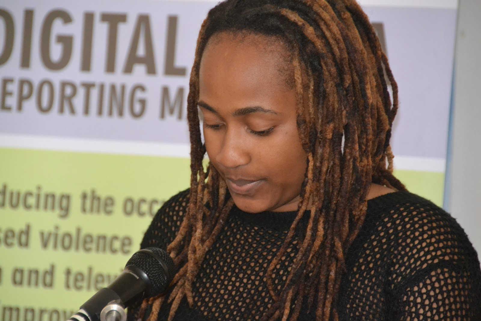 Hivos' women's empowerment campaign in Zimbabwe