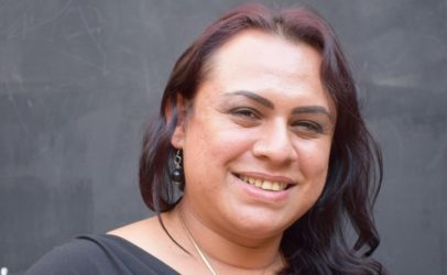 Gaby Castillo puts LGBT+ people in the limelight in Guatemala