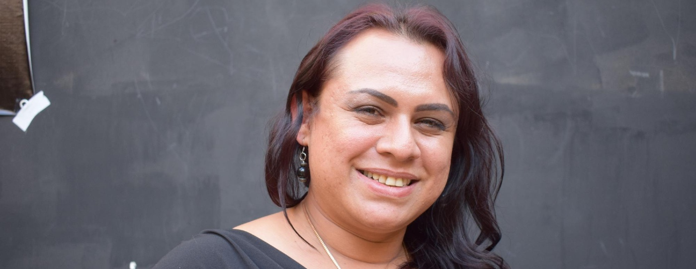 Gaby Castillo fights for the visibility of LGBT+ people in Guatemala