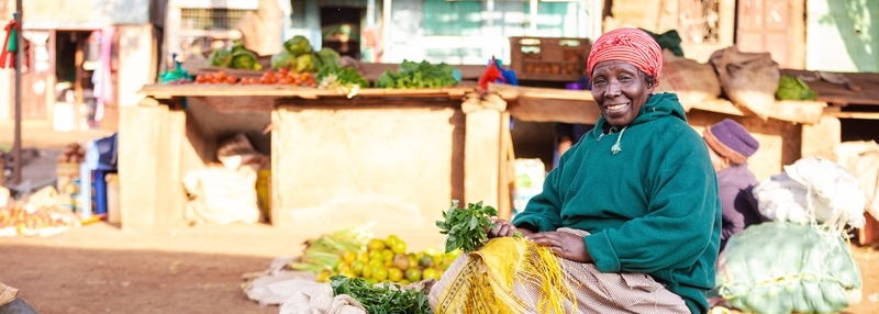 COVID and food security in East Africa