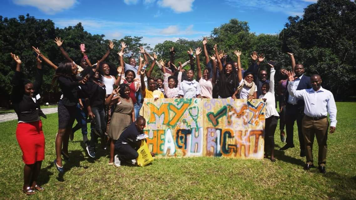 Youth led organizations working on SRHR