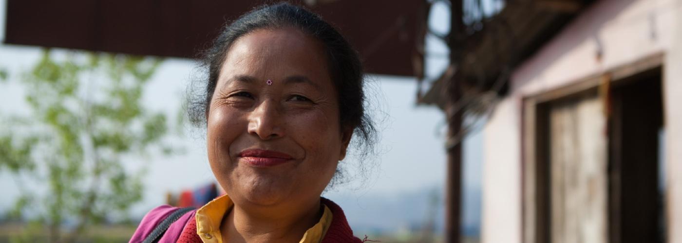 Niru Shrestha works to close the energy access gap in Nepal