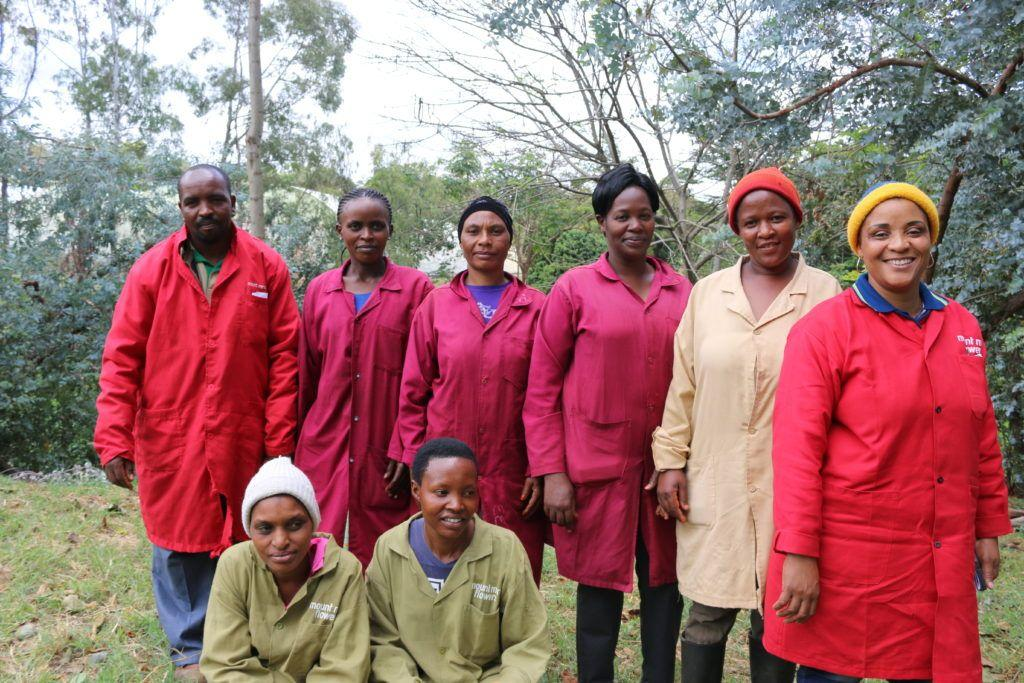 Gender committee from Mount Meru