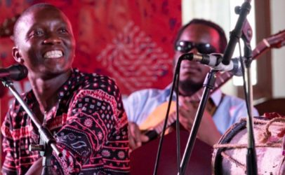 Hivos' African Crossroads album is out now