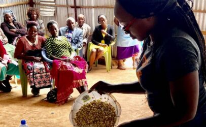 Beyond fire: Backcasting a pathway to fully electric cooking in rural Kenya by 2030