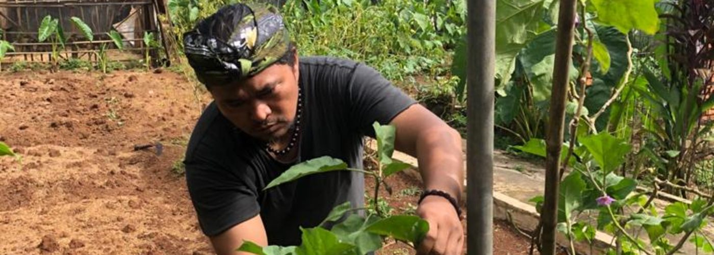 Covid-19 Response and food security in Indonesia