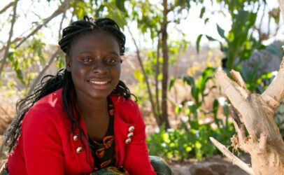 Women leading crop diversification in Zambia