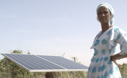 Women who bring sustainable change