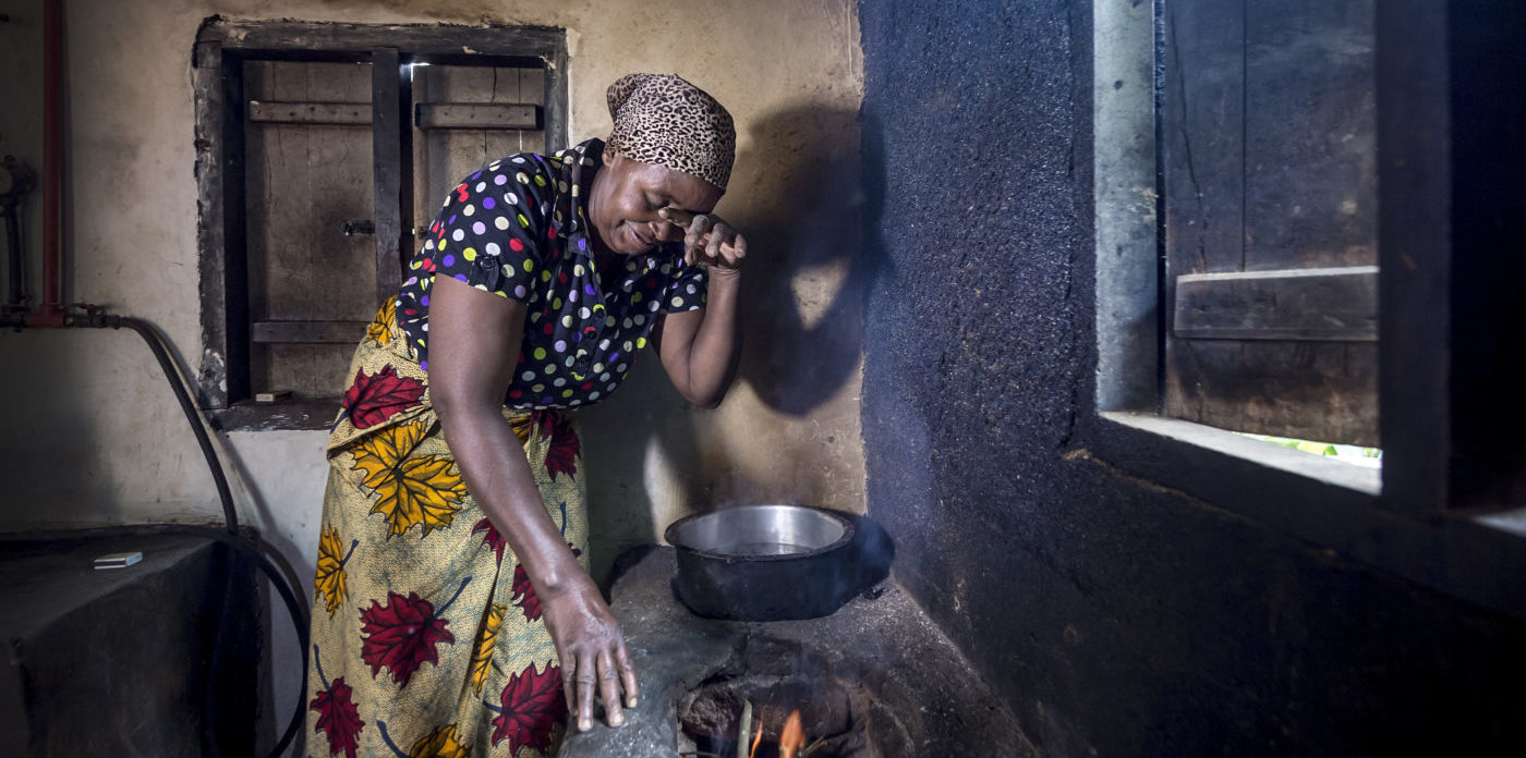 clean cooking biogas