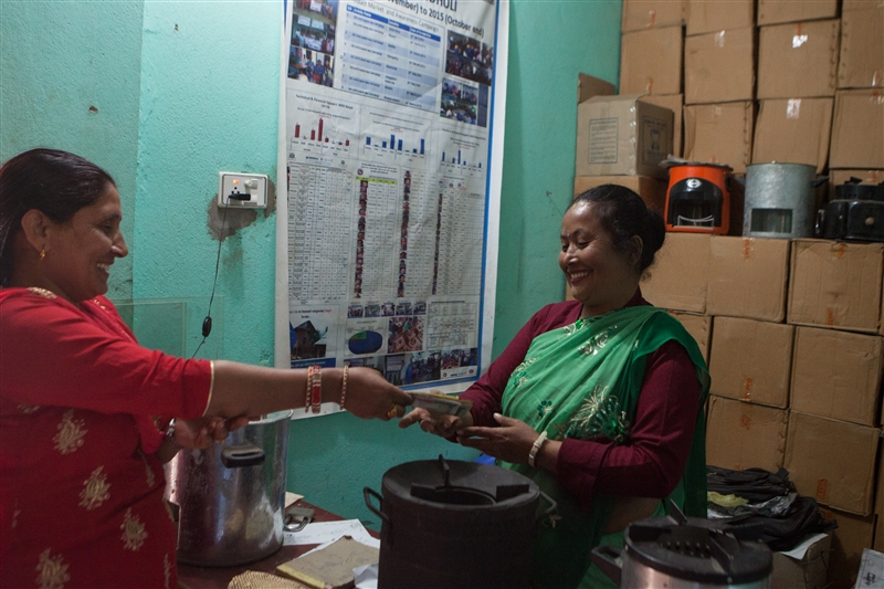 Women entrepreneur Nepal