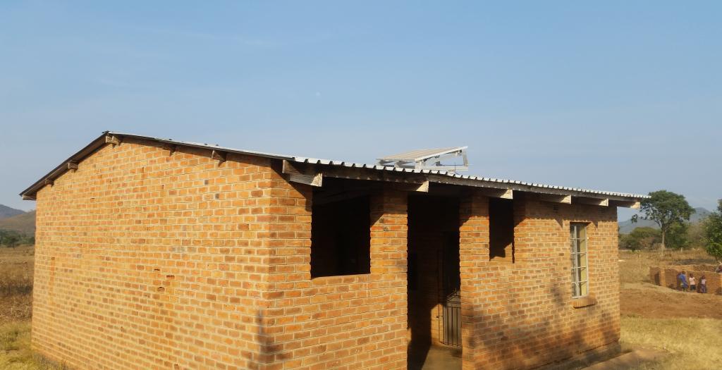 Health center Malawi