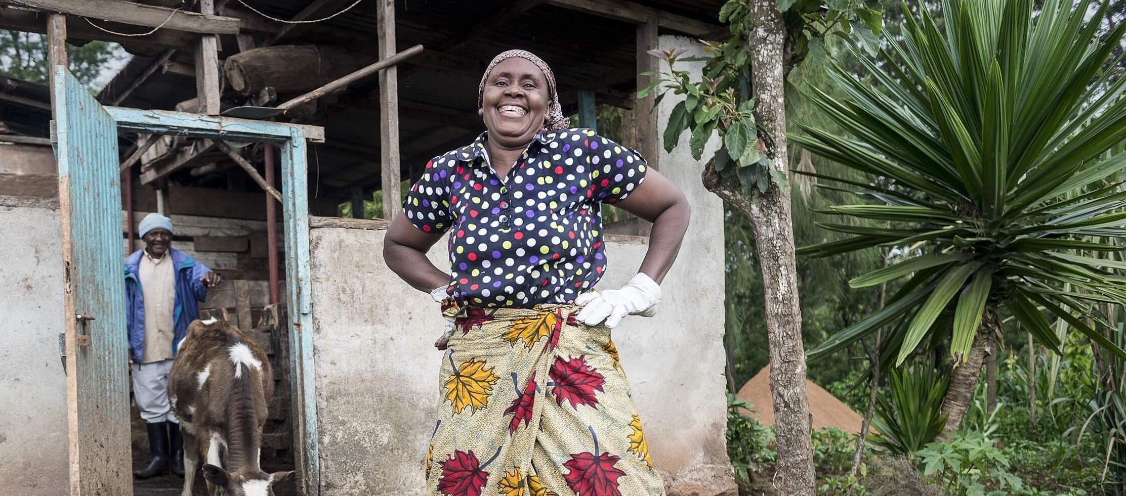 biogas moshi tanzania