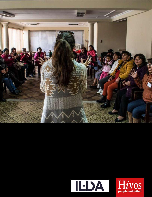 Citizen Participation and Public Procurement in Latin-America