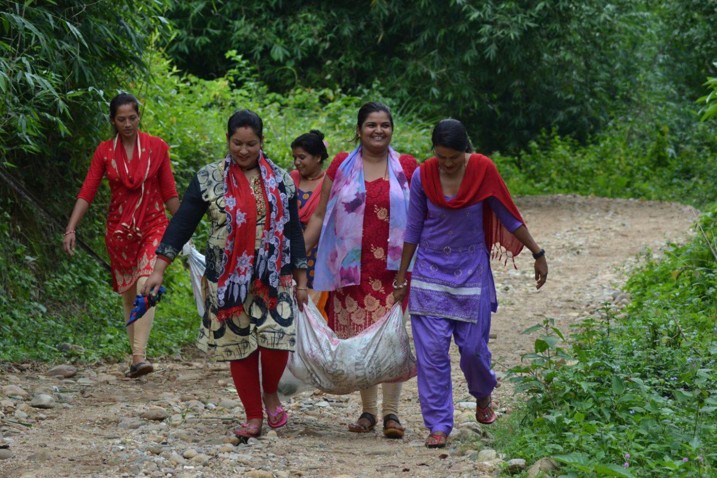 women entrepreneurs Nepal