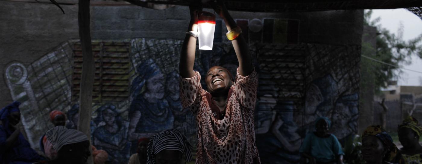 solar energy Senegal
