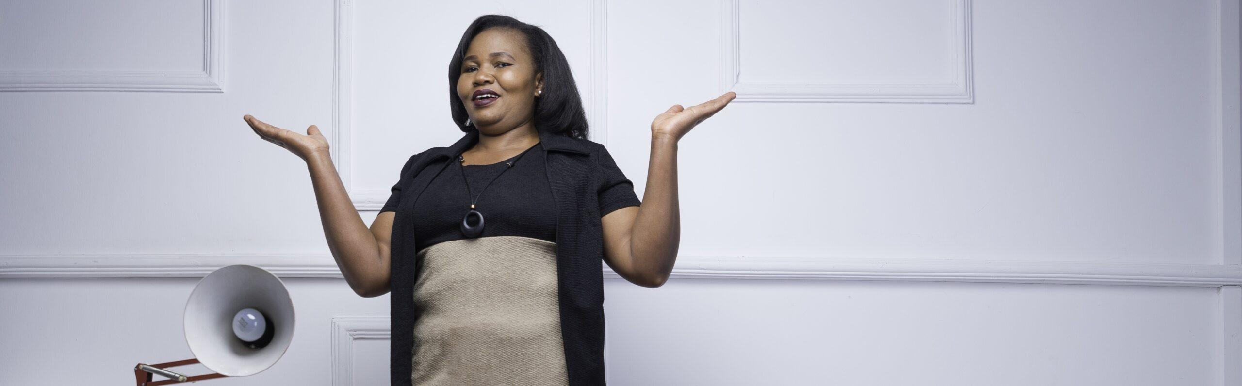 Ruth Wanjiru feature
